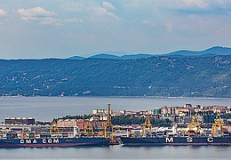 Foto: Port of Trieste